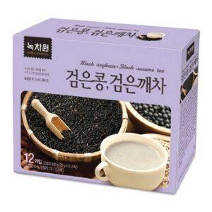 녹차원 검은콩 검은깨차,녹차원, 검은콩, 검은깨,차,чай,корейський чай,корисний чай,кунжутний чай,чай з чорних бобів та чорного кунжуту,корейські напої,розчинний чай,нокчавон,nokchawon,tea, black soybean,black sesame, black soybean black sesame tea, korean tea, korean drinks,чай корейский, чай из черного кунжута и черных бобов, бобовый чай,кунжутный чай,полезный чай,корейский чай