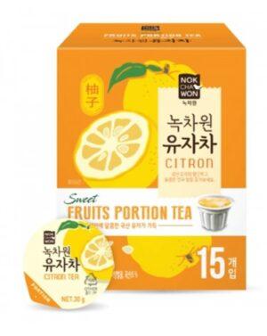 Цитроновый чай