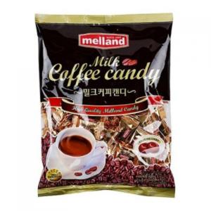 кофейно-молочные леденцы melland,Milk Coffee Candy,купить корейские леденцы