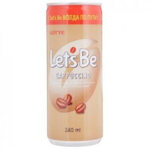 lets be capuccino,купить капучино лотте,купить lets be capuccino