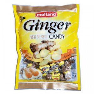 леженцы имбирь,конфеты имбирные,имбирные леденцы купить,мелланд конфеты,корейские конфеты, корейские сладости,melland candy,melland genger candy