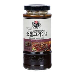 маринад для говядины,소불고기양념,маринад для говядины,beksul,bulgogi sauce for beef