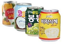 Напитки из Кореи 차,음료