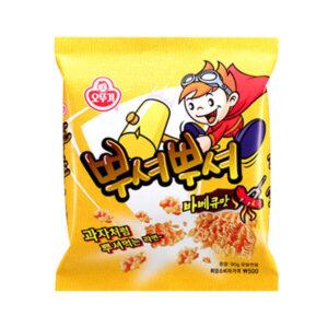 рамьон, снек рамьон,,хрумкий снек,барбекю снек,корейський снек купити, снек рамен, рамен,корейский снек,뿌셔뿌셔,뿌셔뿌셔 바베큐맛, снек со вкусом барбекю,bbq snack, ramen snack,korean snack, korean food, BBQ flavor,bbq snack ramen