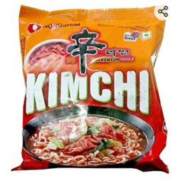 kimchi ramen,кимчи рамен,острый рамен,корейская лапша рамен