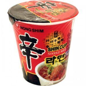 шин рамен,шин в стаканчике,купить шин рамен,shin ramen,shin ramen cup