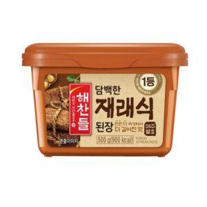 재래식된장,корейская паста,корейская соевая паста,купить соевая паста,соевая паста,soybean paste,Твенджан,Doenjang,твендян