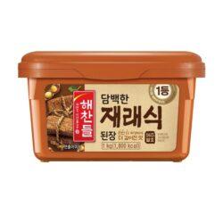재래식된장,корейская паста,корейская соевая паста,купить соевая паста,соевая паста,soybean paste,Твенджан,Doenjang ,твендян,된장