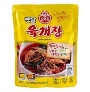 ottogi,суп юккеджан,купить суп юккеджан,육개장,beef soup,яловичий суп,суп с говядиной купить