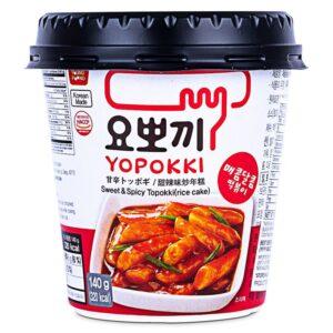 токпокки острые,остросладкие токпоки,tokpokki spicy
