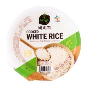 bibigo,rice,cooked rice,вареный рис,готовый рис,рис быстрого приготовления,корейский рис,рис швидкого приготування,햇반